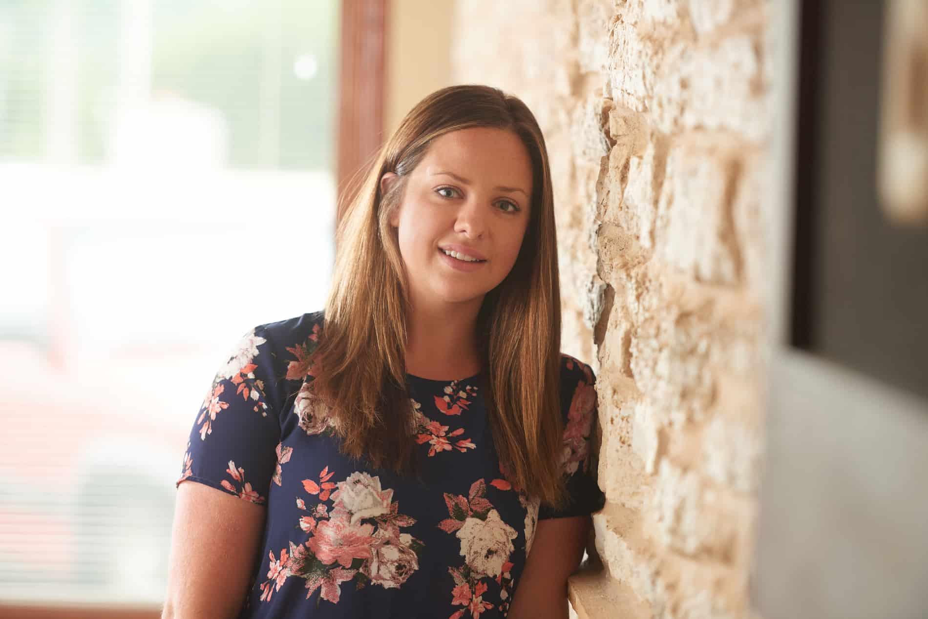 Jill Mathis - 2019 New Albin Savings Bank Headshot
