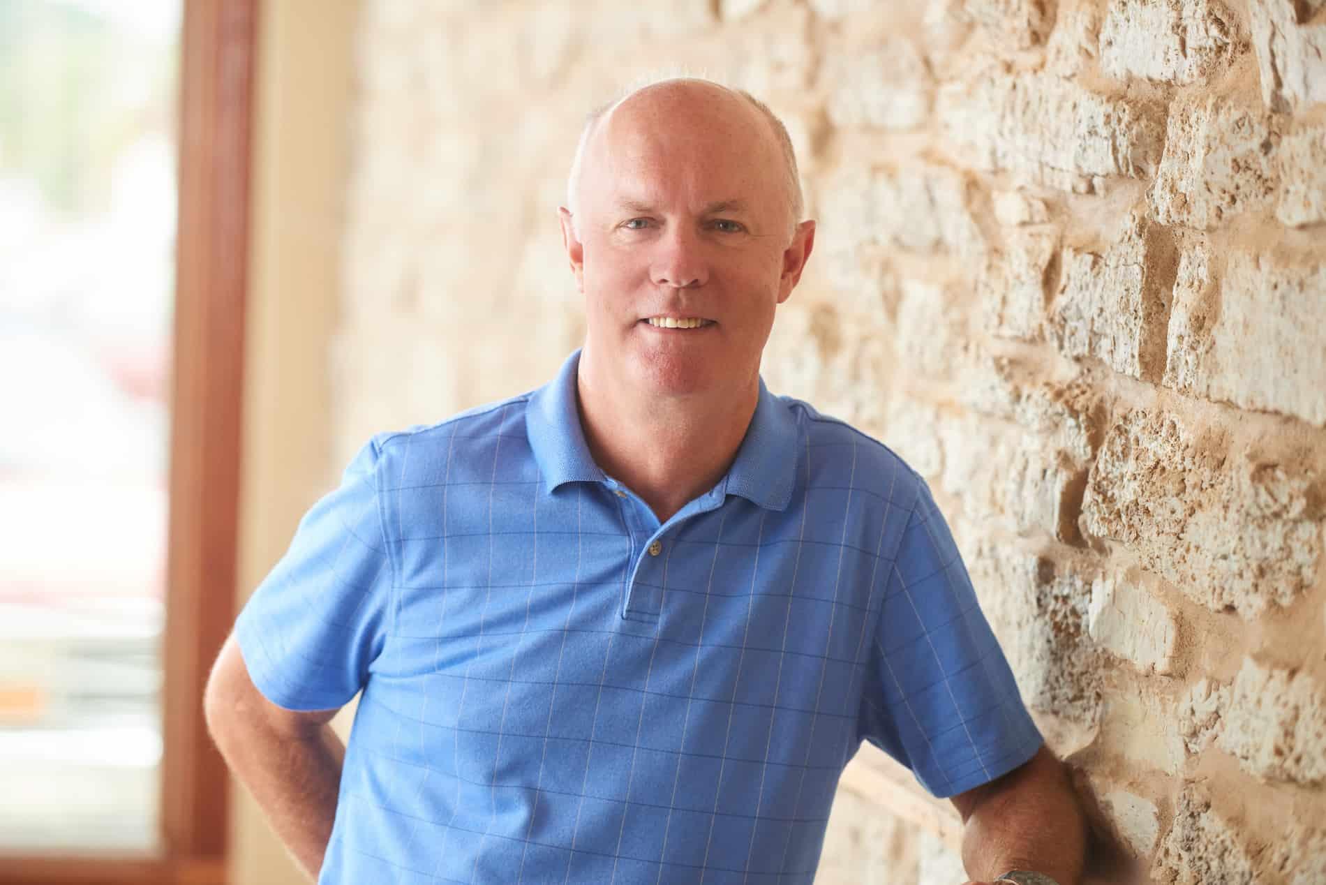 Jake Imhoff - 2019 New Albin Savings Bank Headshot
