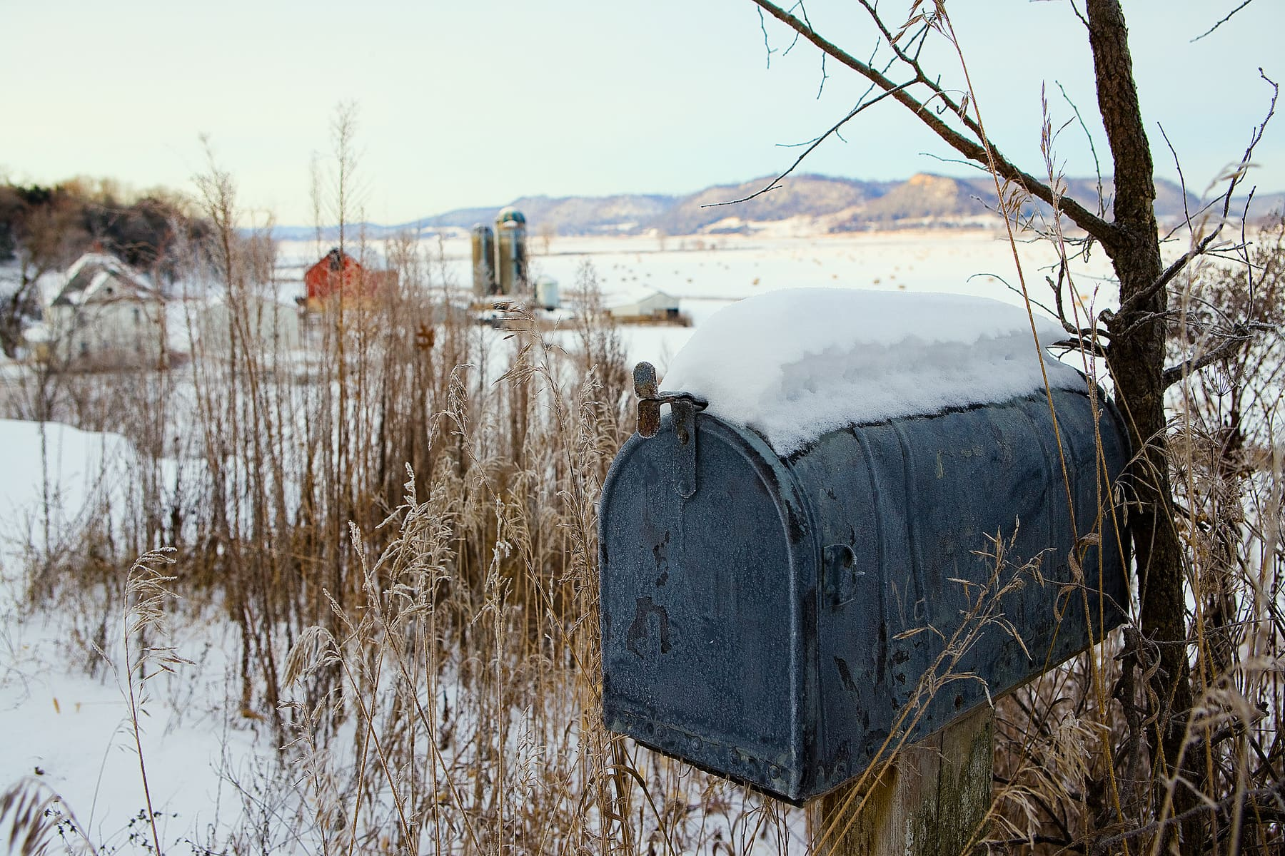 Mailbox in WInter