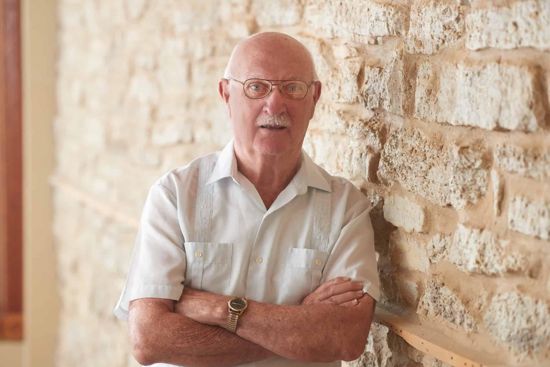 Ray Whalen - 2019 New Albin Savings Bank Headshot