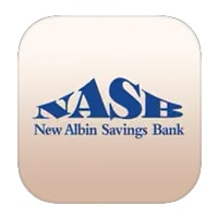 New Albin State Bank App